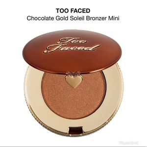 Chocolate Gold Gilded Bronzer